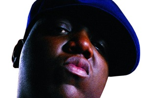 BIGGIE HEADSHOT